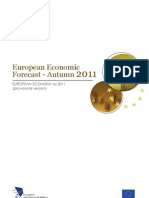 European Economic Forecast - Autumn 2011