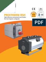 Prextherm RSH Eng