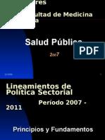 Clase 5 - Lineamientos de La SP