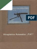 Mitragliatrice Fiat Mod 14 Revelli 1916