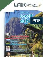 Heritage Resorts dans Golfik News Magazine octobre 2011