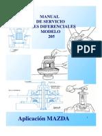 1 Manual Eje Modelo 205