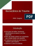 Biomecanica Do Trauma - Gregorio