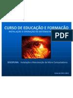 CEF IOSI - IMC - Apreserntação