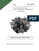 Escuela Para Padres Proyecto e.s.t. No. 133