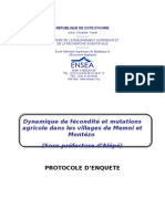 Protocole Memni et Montezo (à adapter)