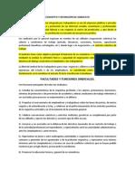 CONCEPTO Y DEFINICIÓN DE SINDICATO