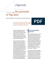Seizing the potential of 'big data'