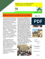 EL  BOLETIN  edición   N°  37  Noviembre  AÑO  2011