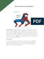 A História do Homem-Aranha nos Quadrinhos