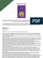 Manual Practico Del Tarot