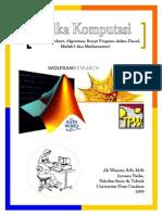 Content Buku Ajar Fisika Komputasi