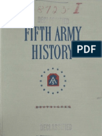 9-Fifth Army History-Part IX