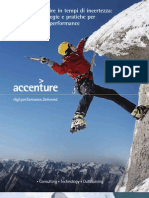 Accenture Managing in Uncertain Times