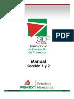 Manual SIDP versión 1