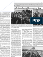 BULAX Baggataway Cup