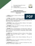 Bibliografia_Teoria e Filosofia Do Direito - UERJ