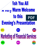 16741811 Marketing of Financial Services