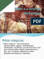 Os Ritos e a Arte No Paleolítico