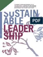 Sustanable Leadership