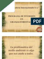 presentacion PC MADERAS