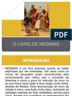 Seminário sobre Neemias