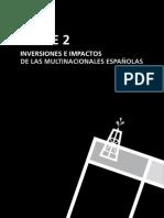 inversiones e impactos de las multinacionales españolas