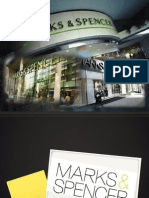 Marks and Spencer Ppt