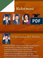 Era Reformasi