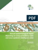 rapport annuel santé européen