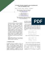 Algoritmo Evolutivo Paralelo Adaptativo Corte 2d