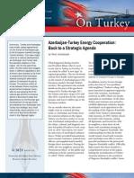 Azerbaijan-Turkey Energy Cooperation