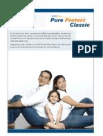 ICICI Pru Pure Protect Classic Brochure