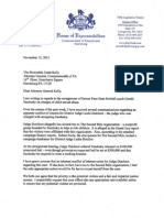 Letter to AG