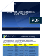 Drive Test 3g Maxis Eric Swap Project