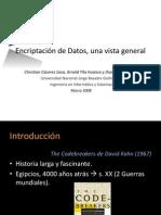 Encriptacion de Datos Una Vista General