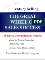 Great Wheel of Sales Success eBook