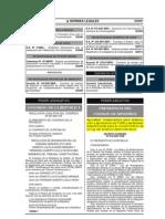 Ds 079 2007 Pcm Lineamientos Elaboracion Tupa