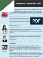 Bpl Newsletter November 2011