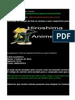 Lista de Animes - Animes00@Yahoo.com.Br - 21.07.11
