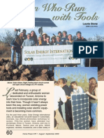 Women Who Run with Tools - Solar Energy International