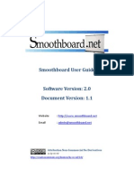 Smooth Board User Guide