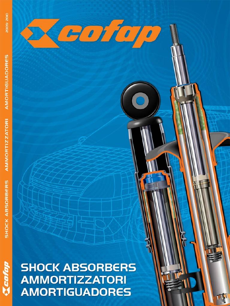 Boge 27-A54-F Amortiguador
