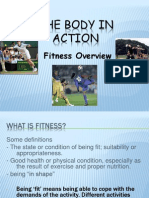 Apects of Physical Fitness