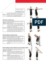 Gymstick Stretches