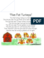5 Fat Turkeys