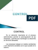Control 5a Etapa Proceso Admivo