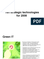 Technologies for 2008