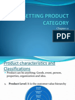 Chapter 12-Final Setting Product Category