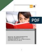 Manual Para El Fomento de La Capacidad Lectora